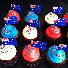 australia day decorating cupcake ideas family net guide