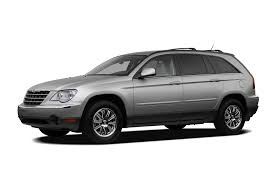 2008 chrysler pacifica new car test drive