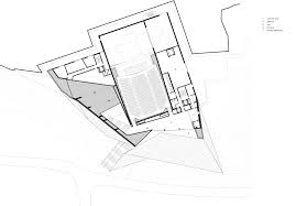 Concert Hall Floor Plan The New Festival Hall In Erl Austria By Delugan Meissl Uncube