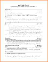 Curriculum Vitae Sample Template 10 Curriculum Vitae For Bankers Bussines Proposal 2017