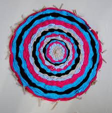 How To Make My Own Rug Best 25 Hula Hoop Rug Ideas On Pinterest Hula Hoop Weaving