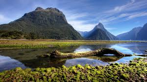 Milford Sound Zealand Hd Wallpapers For Laptop Widescreen Free