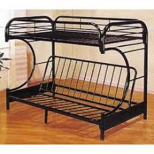C Style Twin Futon Bunk Bed - Futon bunk bed