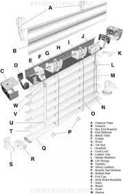 Venetian Blind Repair Shop Wood Faux Wood Or Venetian Blind With Cord Loop Clutch System