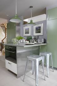 ikea grey green kitchen cabinets green kitchen design contemporary kitchen para paints