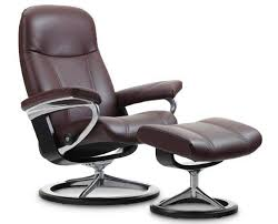 fauteuil stresless stressless consul leather recliner chairs