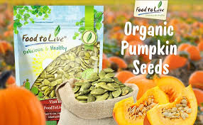 pumpkin foods amazon com organic pepitas pumpkin seeds by food to live raw