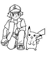 pokemon coloring pages misty pokemon ash brock misty 364864