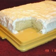cake directions simple white cake recipe allrecipes