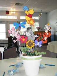 Centerpiece For Baby Shower by 35 Stylish Winnie The Pooh Baby Shower Ideas