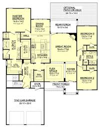 5 Bedroom House Plans With Basement by Vintage Springs House Plan U2013 House Plan Zone