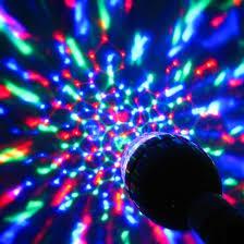 disco light sound reactive disco bulb