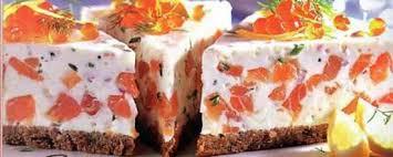 cuisiner saumon fumé recette de cheesecake au saumon fumé par julalie