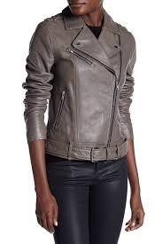 leather moto jacket soia u0026 kyo belted genuine leather moto jacket nordstrom rack