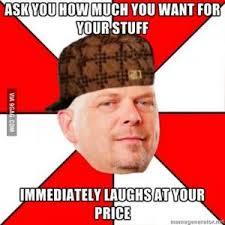 Rick Harrison Meme - rick harrison meme kappit