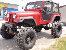 jeep jeepster lifted 1984 cj7 jeep lifted rockcrawler for sale jeep registry