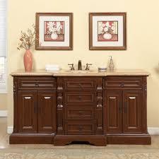 Ebay Bathroom Vanities Accord 72 Inch Bathroom Vanity Vein Cut Travertine Top