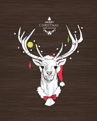 Diy Christmas Reindeer Decorations by Diy Christmas Decorations Reindeer Christmas Light Canvas