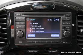 nissan canada xm radio trial review 2013 juke nismo video the truth about cars