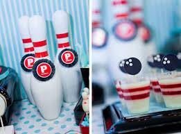 Bowling Party Decorations Ruff Draft Easy Layered Jello Recipe Anders Ruff Custom Designs