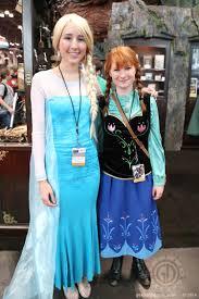 frozen elsa anna cosplay