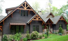 eye candy 10 dark painted exteriors dark house and cabin