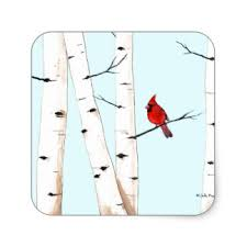 birch tree wrapping paper birch tree craft supplies zazzle
