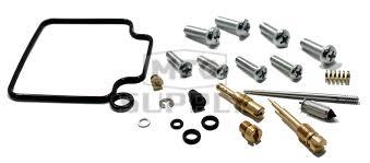 complete atv carburetor rebuild kit for 95 03 honda trx400fw