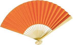 custom paper fans buy promotional paper fans custom paper fans with logo