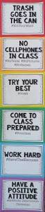 best 25 classroom posters ideas on pinterest classroom quotes