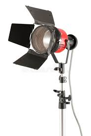 studio lamp stock photo image of equipment photography 5282566