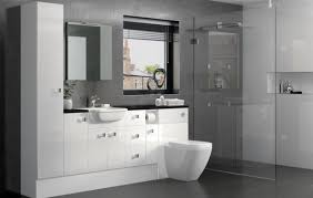 Bathroom Furniture White Fitted Bathroom Furniture Cabinets In Shrewsbury And Telford