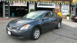 nissan teana 2009 silver 2009 nissan altima 2 5 s sedan youtube