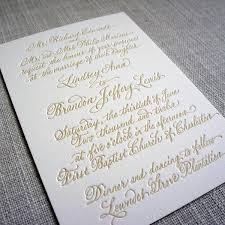 calligraphy for wedding invitations letterpress wedding invitations scotti cline designs