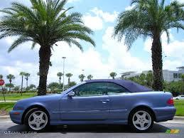 Blue Ash Color by 2000 Quartz Blue Metallic Mercedes Benz Clk 430 Cabriolet