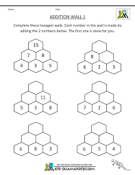 best ideas of addition puzzle worksheets for your reference