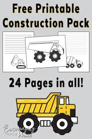 124 best construction u0026 big trucks theme preschool images on
