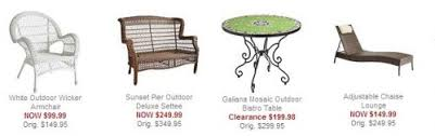 Pier One Bistro Table Pier One Patio Furniture At Home And Interior Design Ideas