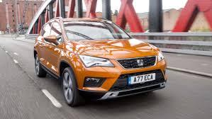 seat ateca interior new seat ateca review u0026 deals auto trader uk