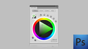 color wheel for photoshop youtube