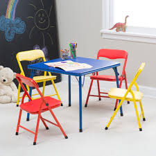 childrens folding table and chair set big lots childrens folding table and chairs http brutabolin com