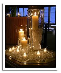 Ideas For Christmas Centerpieces - my photo album centerpieces romantic and crystals