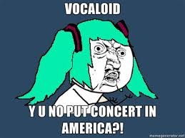 Y U No Memes - y u no guy meme vocaloid by tehdumbgamer on deviantart