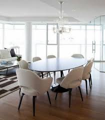 20 ways to saarinen dining table