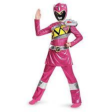 Power Rangers Halloween Costumes Adults Pink Power Ranger Costume Amazon