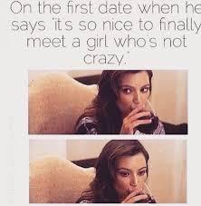 Crazy Girl Meme - you think so