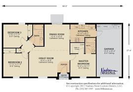 split floor plan beautiful design 3 bedroom split foyer floor plans 5 what makes a