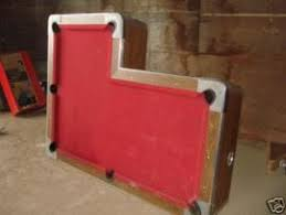 l shaped pool table cost to ship coin operated l shaped pool table from lodi to counce