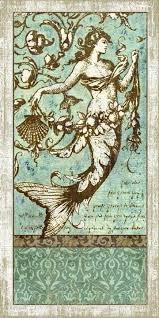 Mermaid Home Decor Best 25 Vintage Mermaid Ideas On Pinterest Children U0027s Fairy