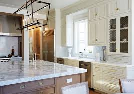 Lights In The Kitchen by Los Angeles Home With East Coast Inspired Interiors Home Bunch